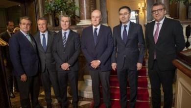 صورة اجتماع طارئ لإدارة برشلونة قد يسفر عن الاستقالة