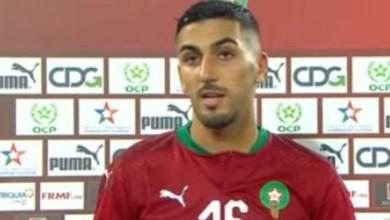 """صورة """"قدمنا مباراة جيدة وسعيد بالفوز على منتخب قوي كالسنغال"""""""