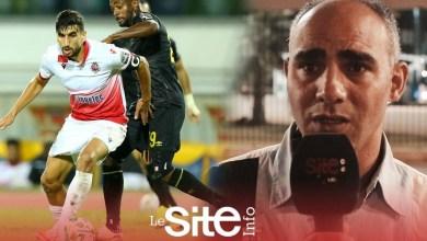 """صورة """"لاعبو الأهلي كانوا أبطال والشناوي حارس رائع ونشكر فوزي لقجع"""" -فيديو"""