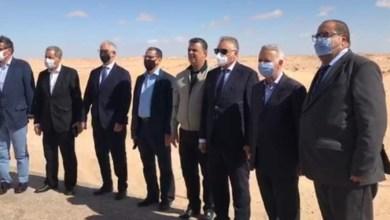 صورة قادة الأحزاب يزورون معبر الكركرات ويشيدون بتدخل القوات المسلحة الملكية
