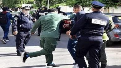 صورة نقابة تدين الاعتداء الذي تعرضت له الأطر التمريضية بشوارع الرباط