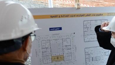 صورة مقر جديد بـ38.5 مليون درهم.. العثماني: تحَوُّل للحزب في المستقبل