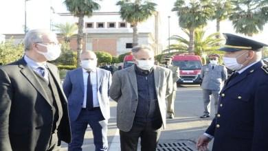 صورة والي مراكش يشرف على مجهودات مجلس الجهة لتخفيف وطأة جائحة كورونا على الأطقم الطبية
