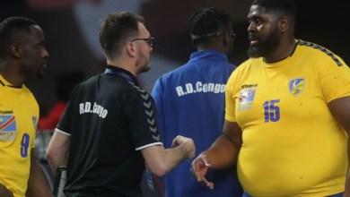 صورة بسبب وزنه الزائد.. لاعب يسرق الأضواء في كأس العالم لكرة اليد