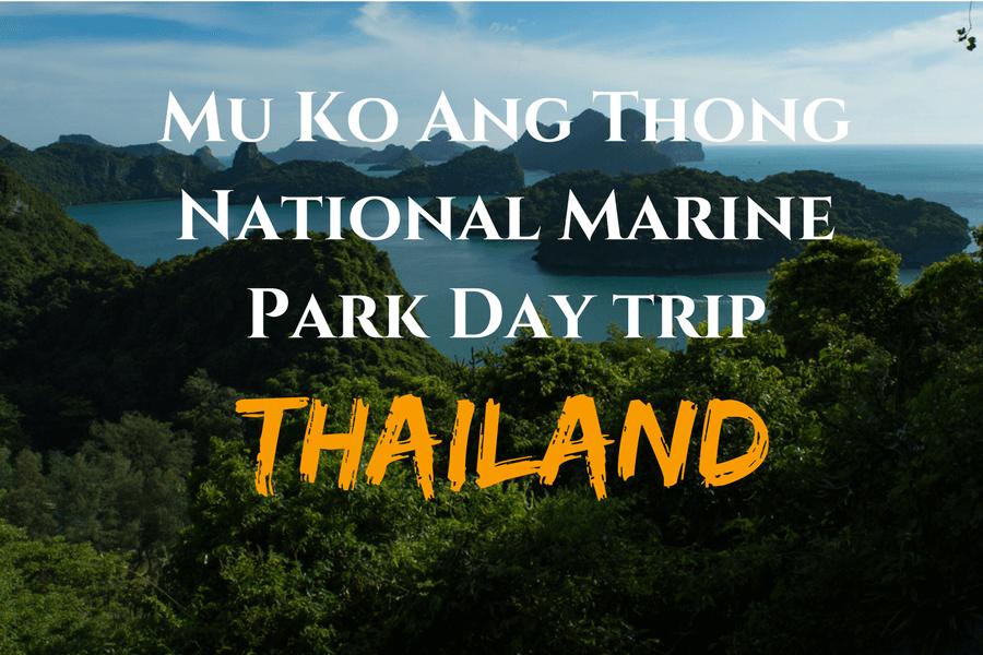 Mu Ko Ang Thong Marine National Park Day Trip, Thailand
