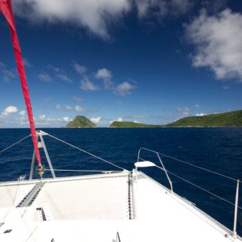 Sailing Passage From Grenada To Diamond Rock Horizon Yachts