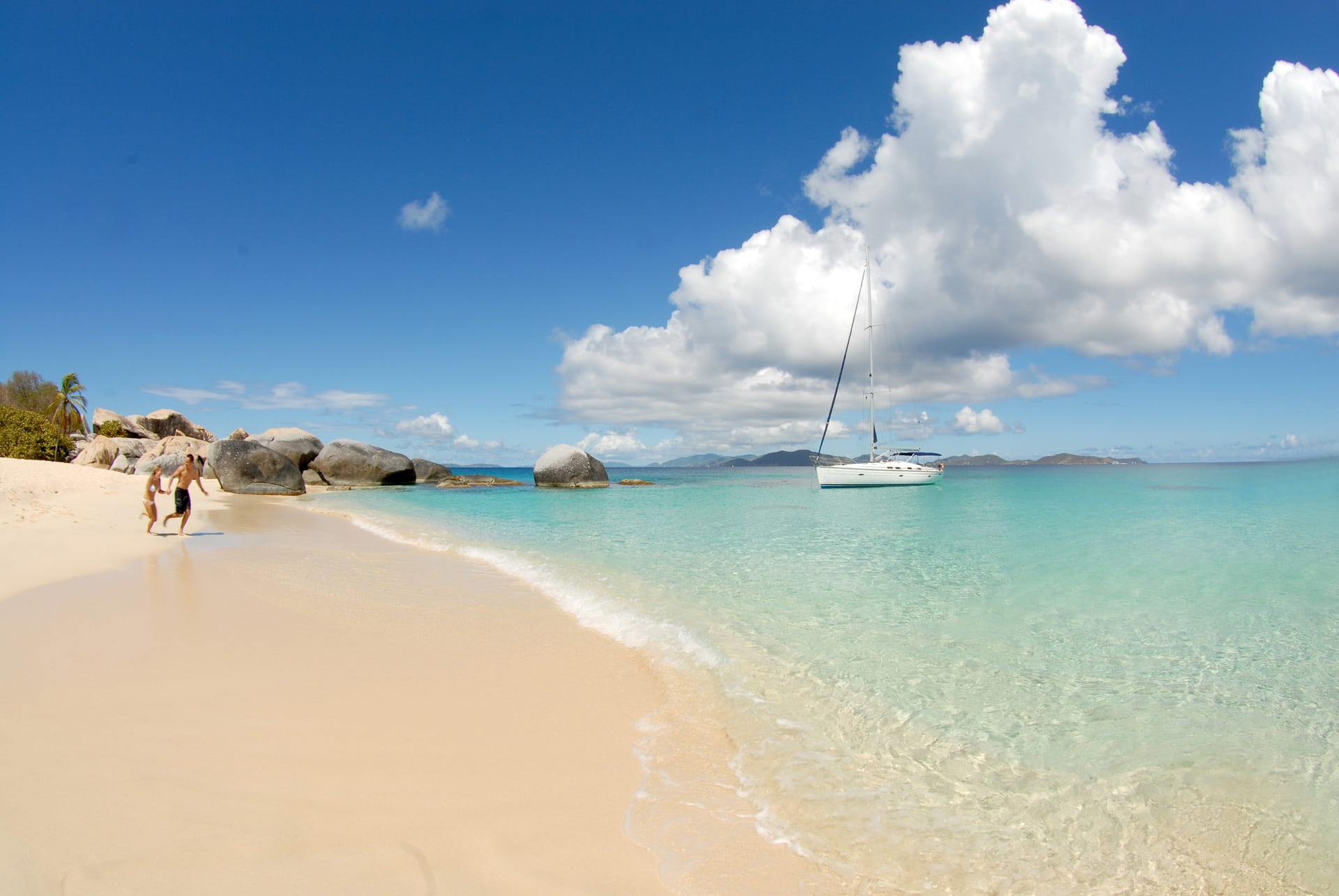 Choose Horizon For First Class Service On Your BVI Yacht