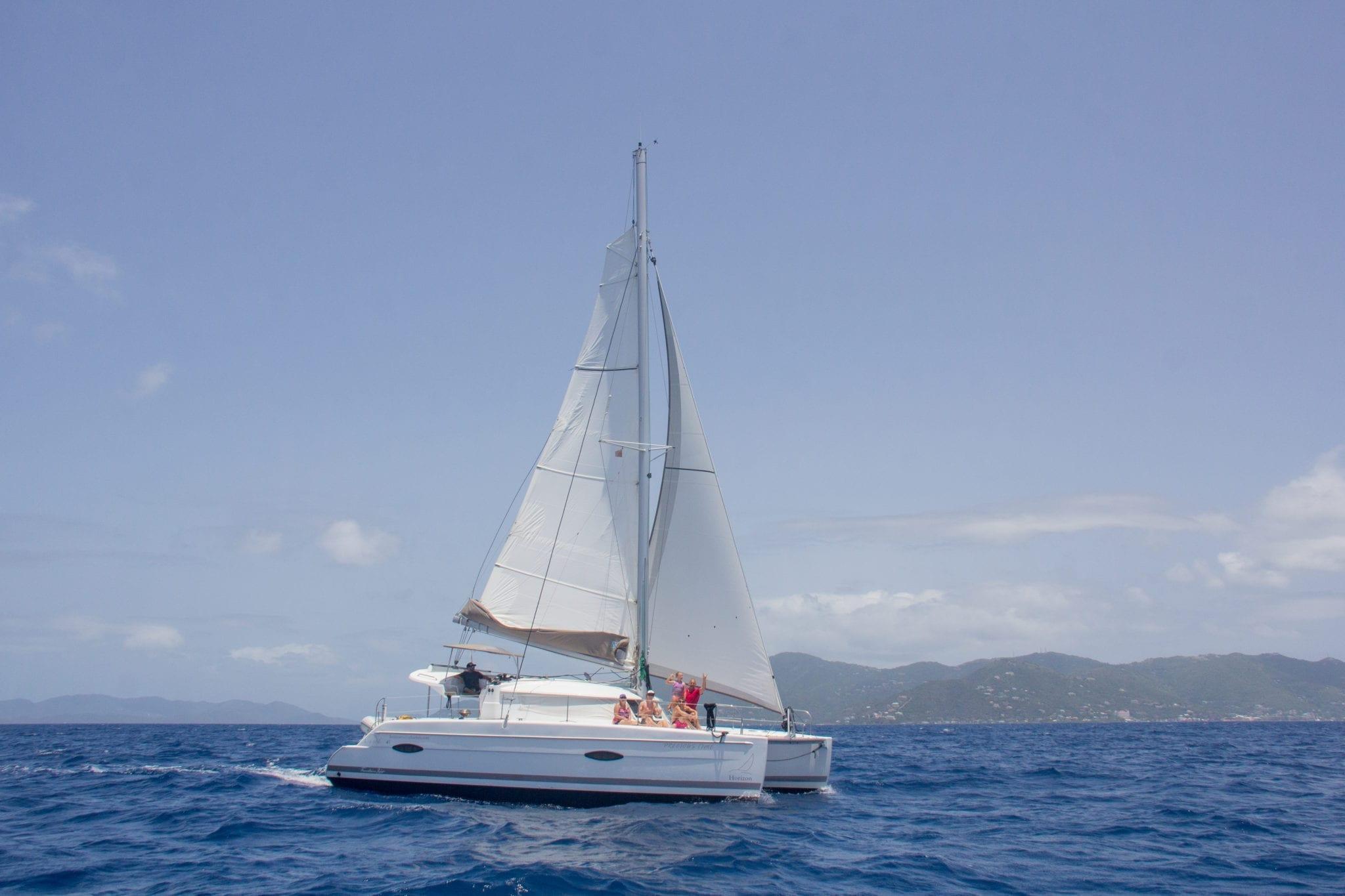 Fountaine Pajot Lipari 41 Horizon Yacht Charters
