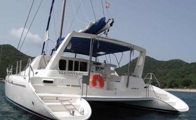 Leopard 47 Charter Catamaran Available From Horizon Grenada