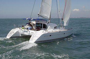Lagoon 410 Horizon Yacht Charters