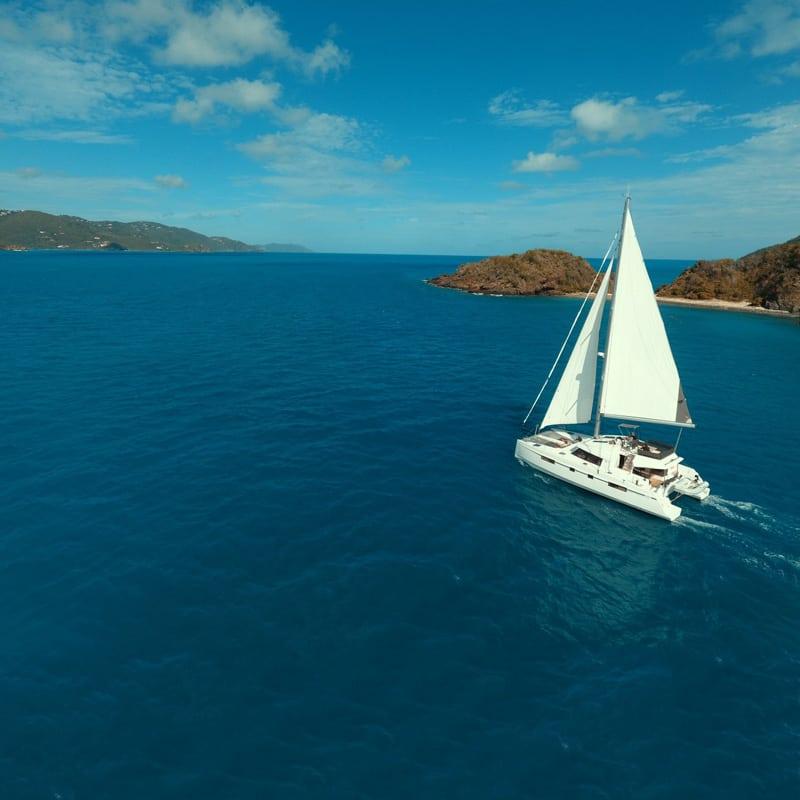 Caribbean Sailing Vacations From Horizon Yacht Charters