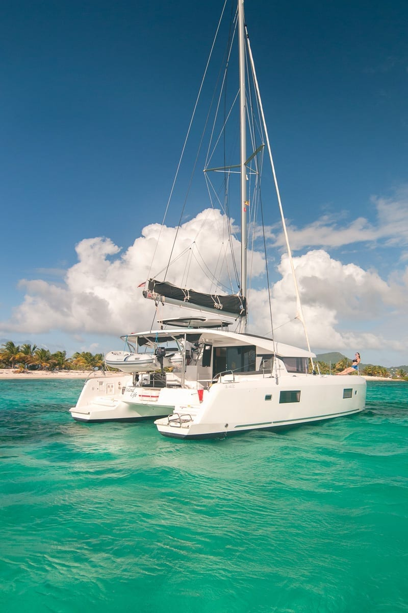 Grenada One Week Sailing Itinerary With Horizon Fabulous