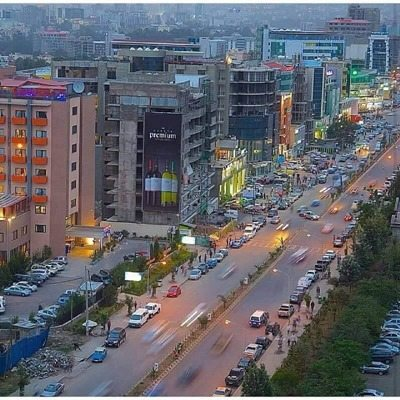 Photo - Addis ababa around bolie medhanialem