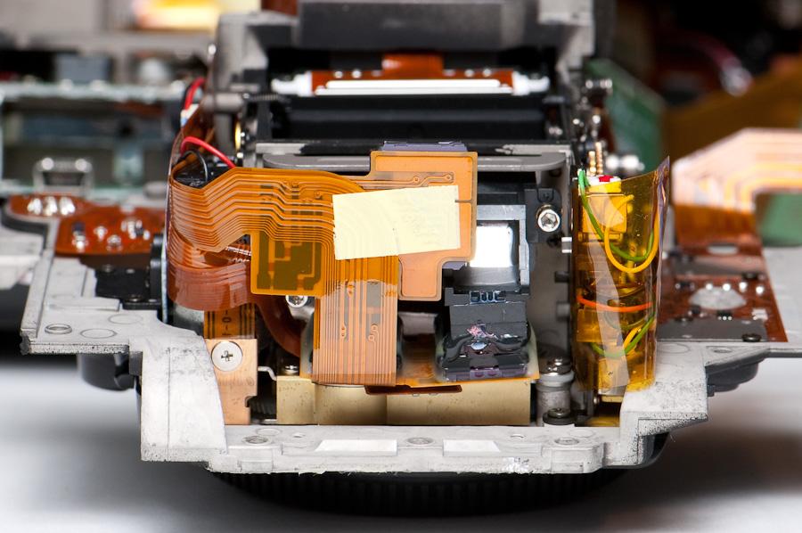 D2H auto-focus motor