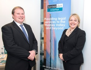 Appointment in law firm's Thames Valley office signals continued growth in 2015