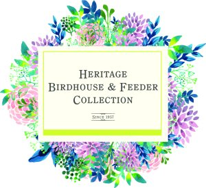 Birdhouse & Feeder Logo