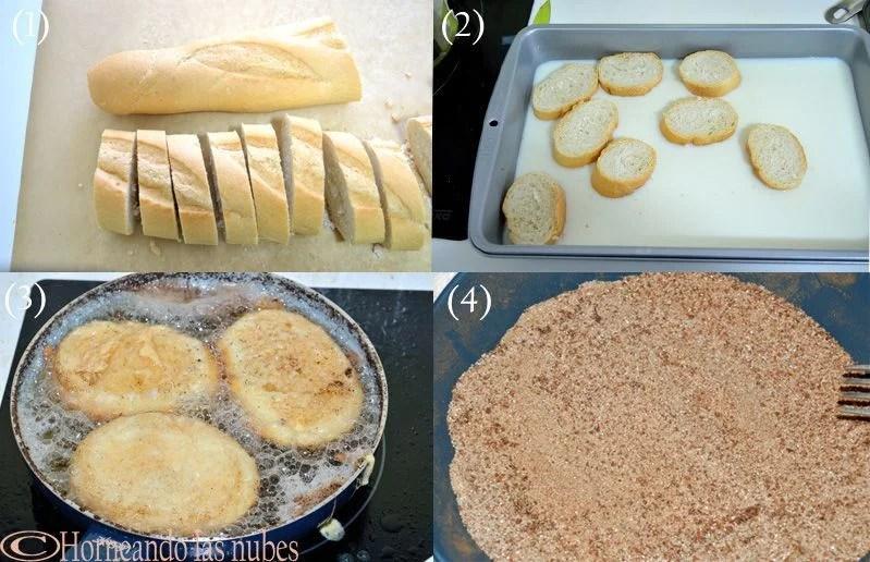 Cómo se hacen las torrijas