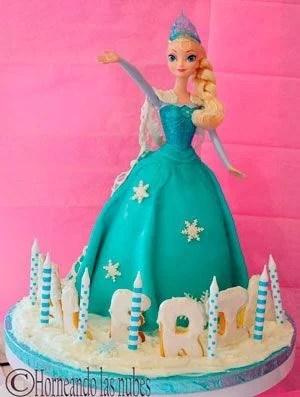 Tarta de Elsa