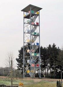 Turm - Freizeitpark Nottensdorf