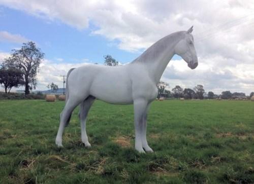 Life Size Model Horse