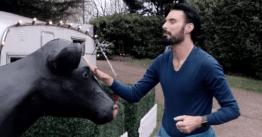 Rylan & Taskmaster Fake Cow