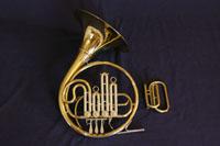 Holton single B-flat horn