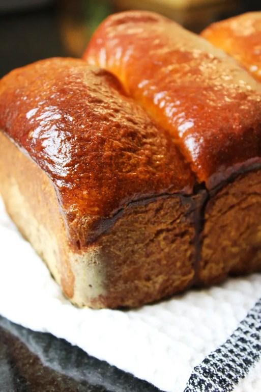 Milk loaf bread