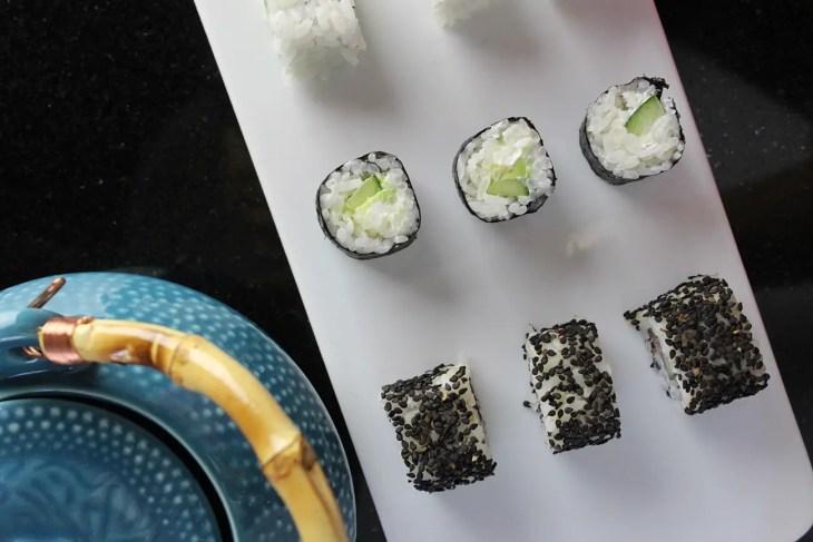 Maki sushi roll recipe hornomx top