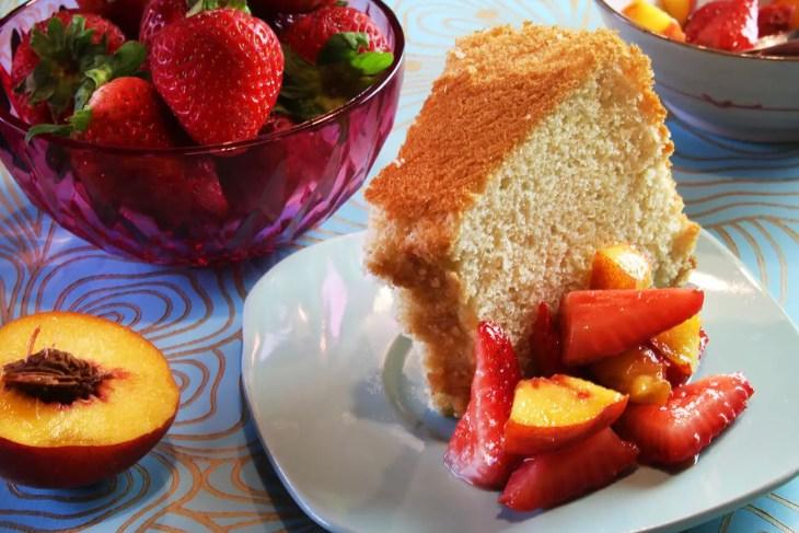 How to make a chiffon cake
