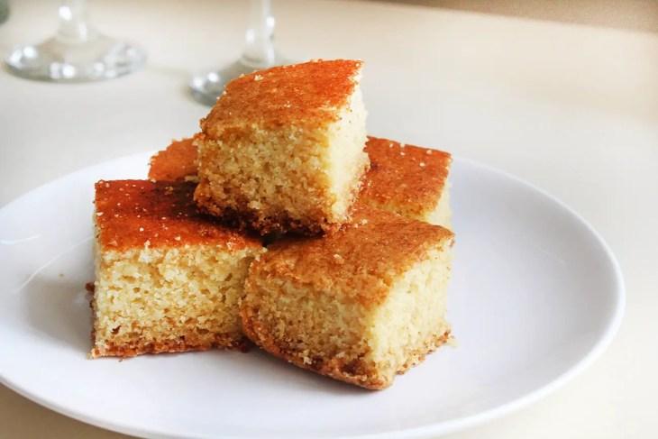 Receta pan de maíz o elote en casa