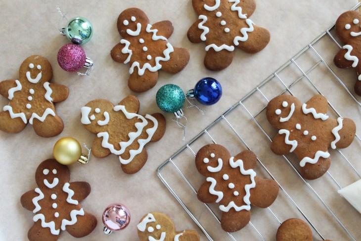 Galletas de jengibre, el postre para navidad