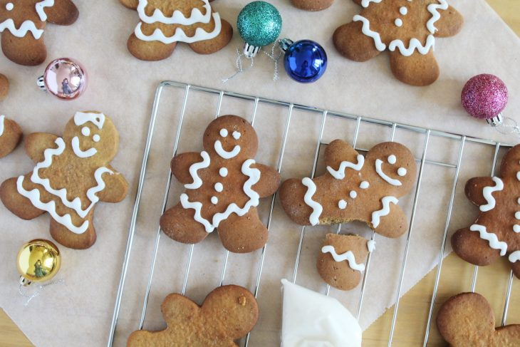 The ultimate decorated gingerbread cookies recipe