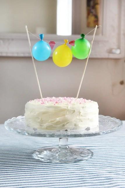 birthday cake decorations