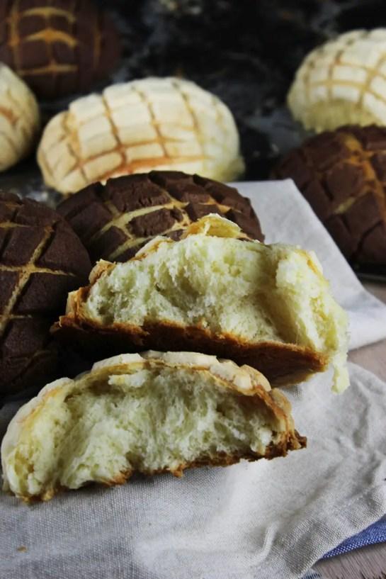 Pan dulce mejicano