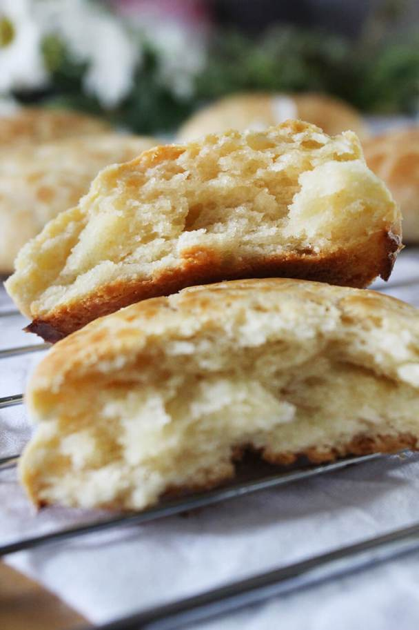 Easy biscuits recipe