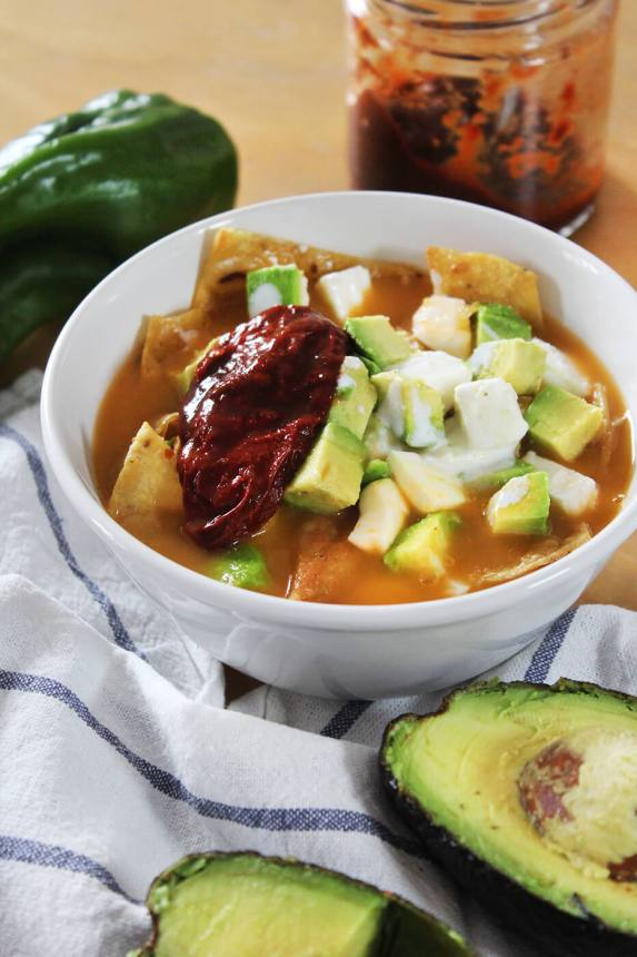 Authentic mexican tortilla soup recipe