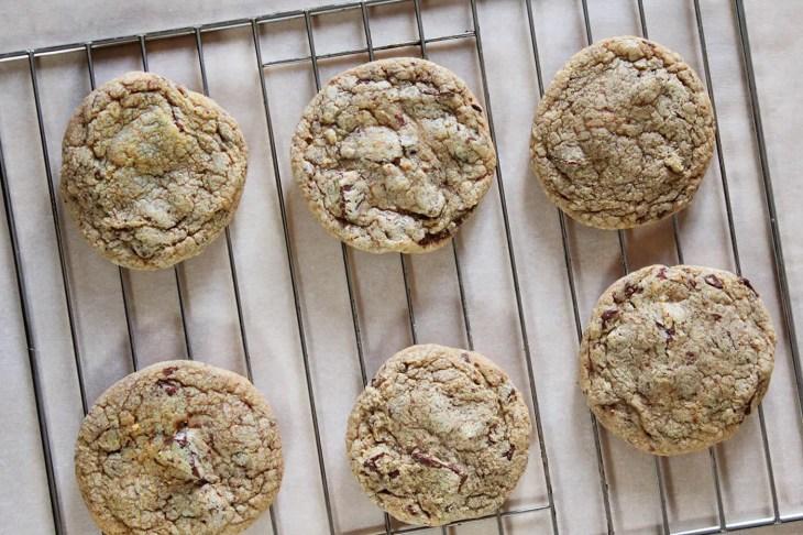 La mejor receta de galletas de chispas de chocolate