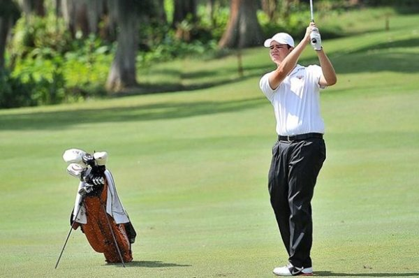 Texas Men's Golf advances to eighth-straight NCAA Championship