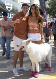 Texas Fans-check out the heat booties!