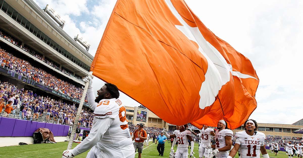 Keondre Coburn plans Texas Flag at TCU