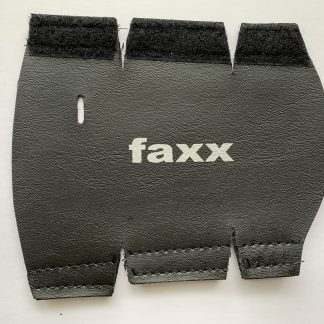 Faxx Black Leather Guard