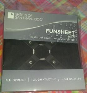 Printed funsheet