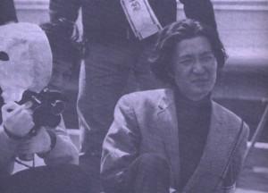 『映像研究』1号(早稲田大学現代映像研究会)より「吉田喜重四態 次回作『煉獄エロイカ』撮影中」