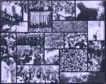 叛逆の記録 60→'70 カバー裏・左(編集・構成:粟津潔)