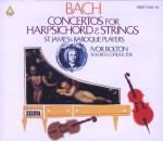 バッハ:チェンバロ協奏曲集(アイヴァー・ボールトン指揮/セント・ジェイムズ・バロック・プレイヤーズ)