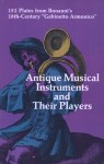 Antique Musical Instruments and Their Players(Cover Design by Menten Inc.)