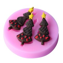 Christmas, Holiday & Special Occasion Silicone Molds & Cutters