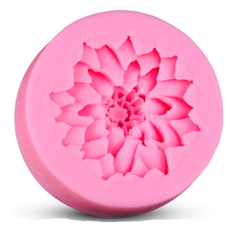 Silicone Lotus Waterlily Flower Fondant Craft Mould Horoeka House Ltd