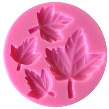 NZ-0240 Silicone Maple Leaf Mold.3