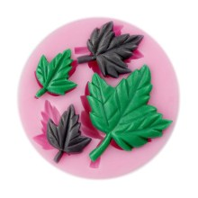 Leaf & Petal Silicone Moulds